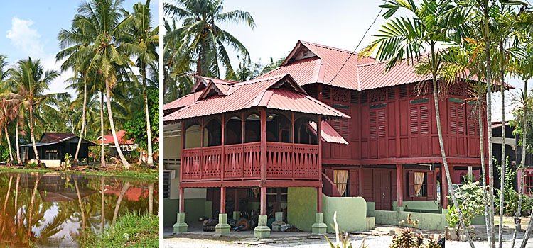 Seberang Perai Utara - rural and traditional architecture